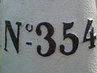 Grenspaal 354