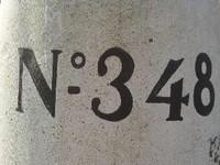 Grenspaal 348