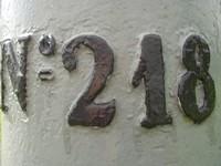 Grenspaal 218