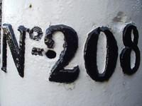 Grenspaal 208