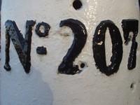 Grenspaal 207