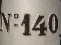 Grenspaal 140
