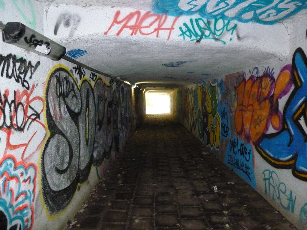 Tunneltje Eindhoven