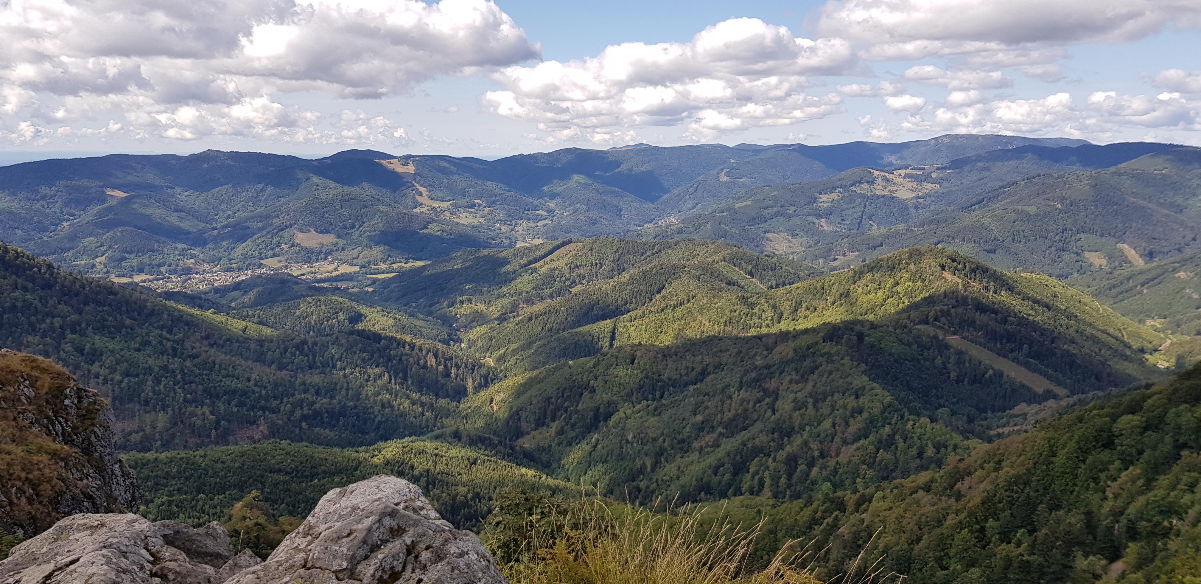 Col du Rossberg
