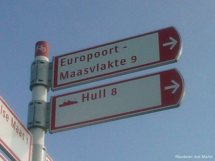 Hull... 8km??