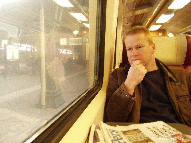 Rijdt deze trein echt naar Vlissingen