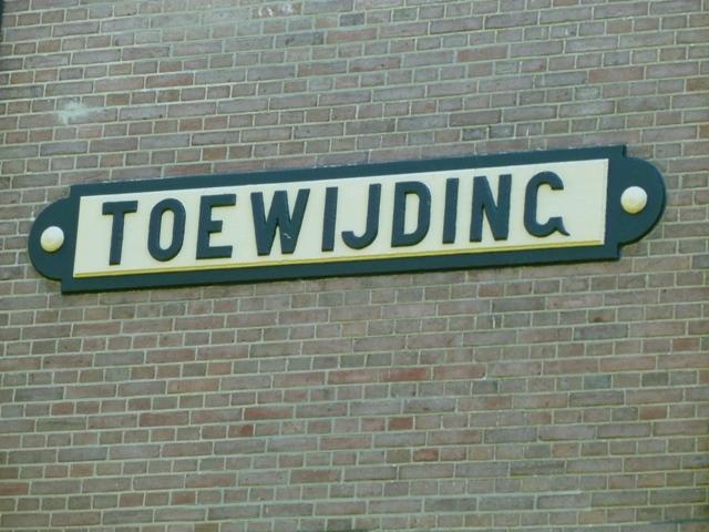 Veenhuizen - naam huis