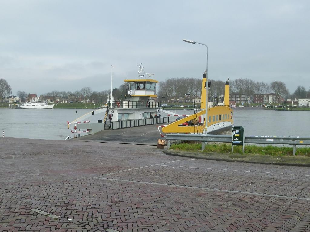 Veerpont Schoonhoven-Gelkenes