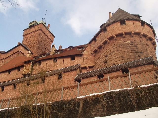 Kasteel Haut Koenigsbourg