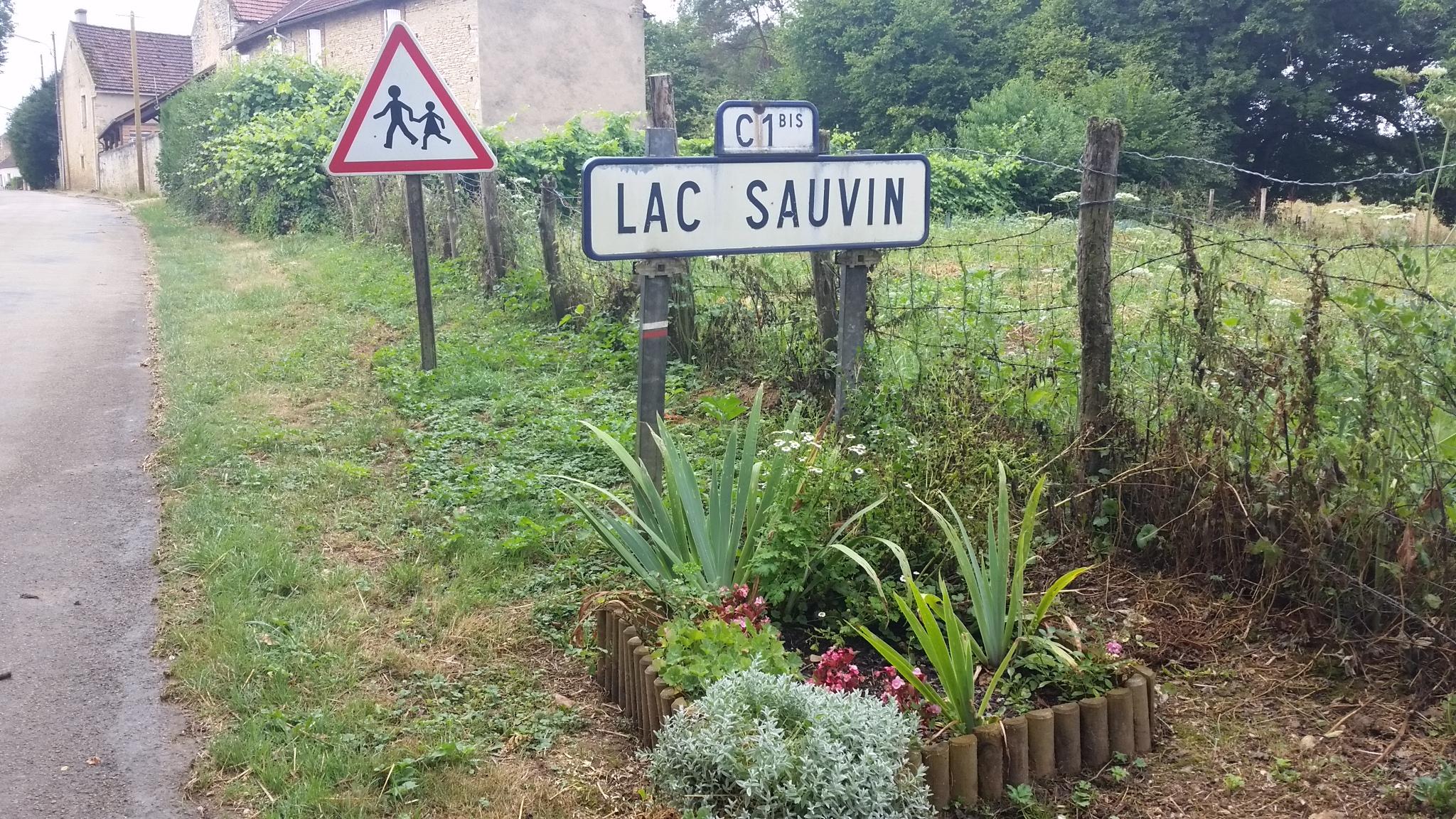 Lac Sauvin / La Jarrie