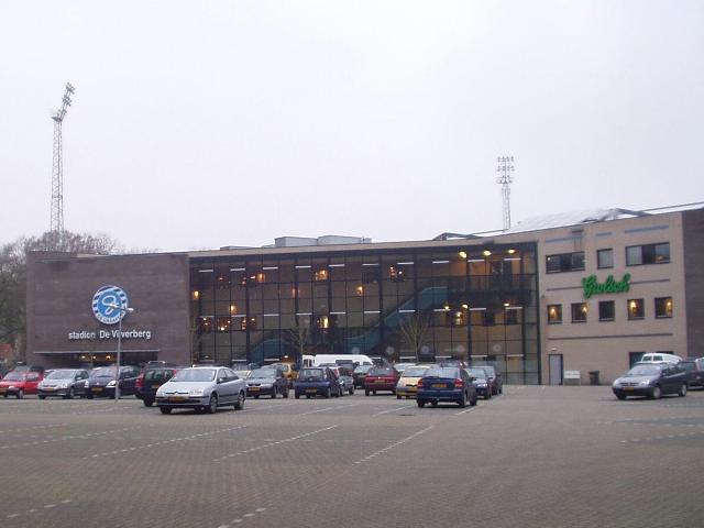 Stadion 'De Vijverberg'