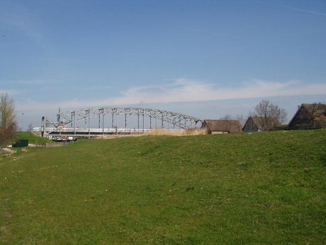 Oude trambrug Schipluiden