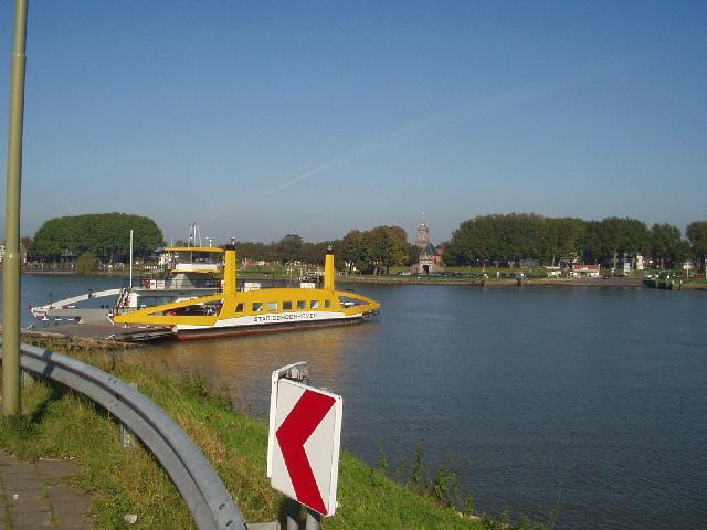 Veerpont van Schoonhoven