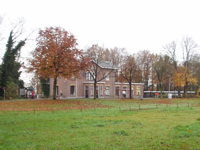 Station Delden
