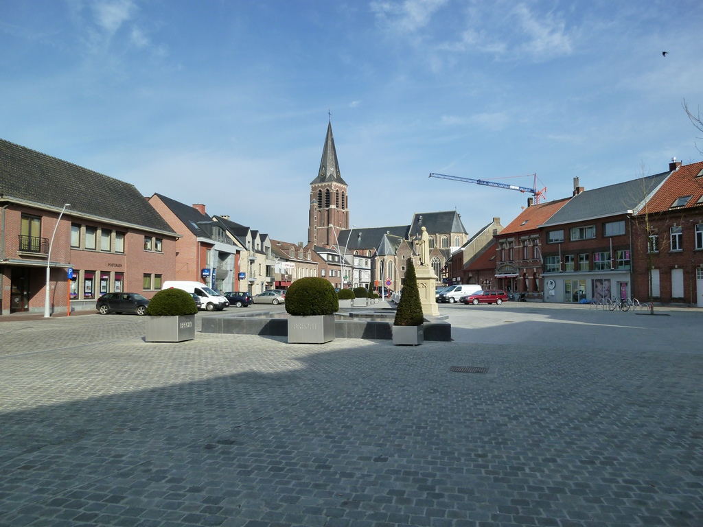 Gemeenteplaats Brecht