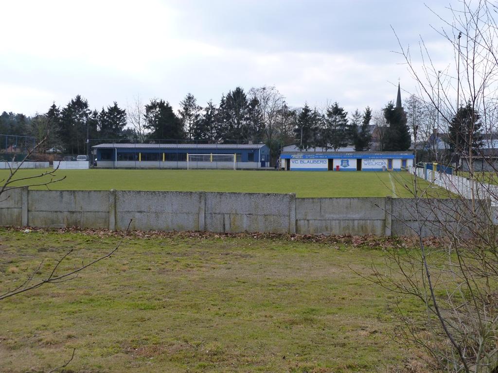 Voetbalveld van VC Blauberg