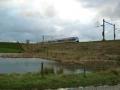 Trein bij Culemborg