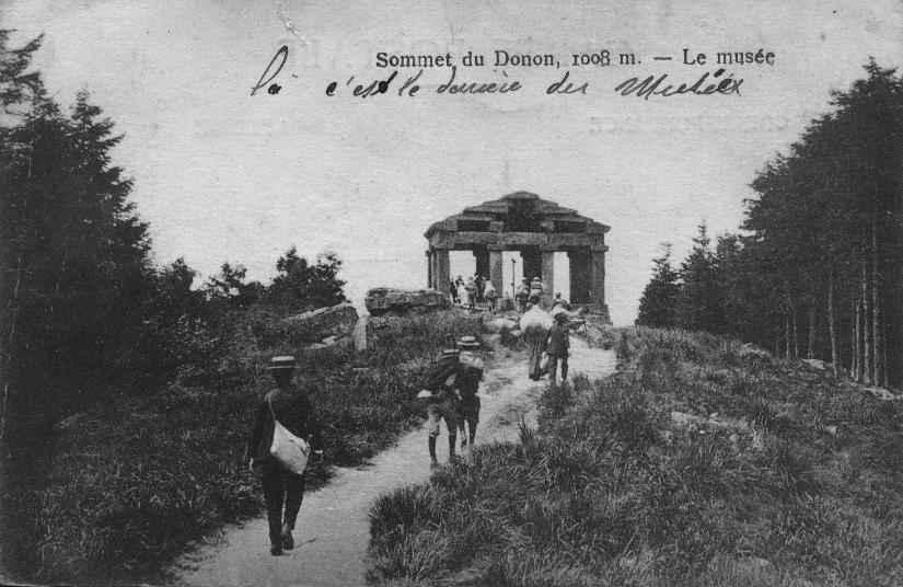 St. Quirin – Col du Donon