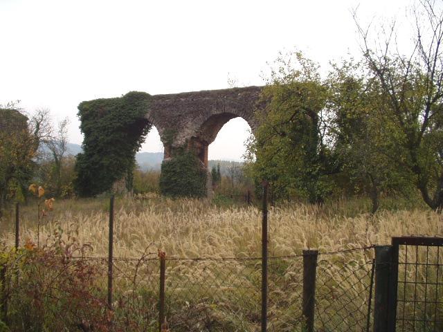 Oud Romeins aquaduct