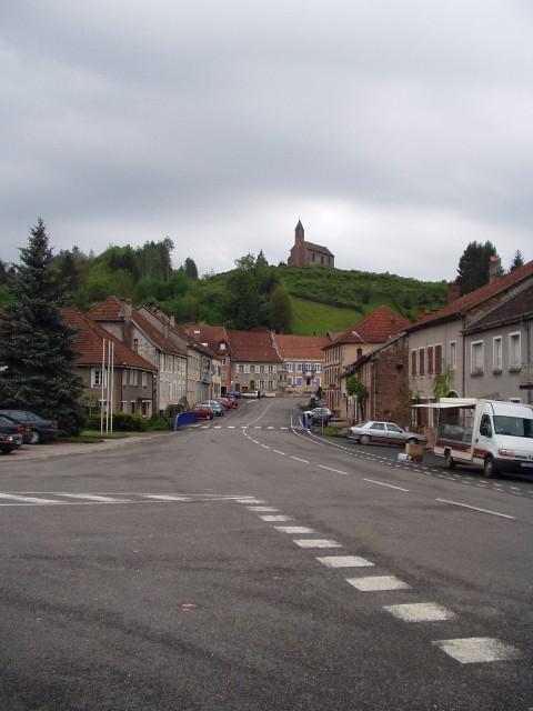 GR5 Lotharingen