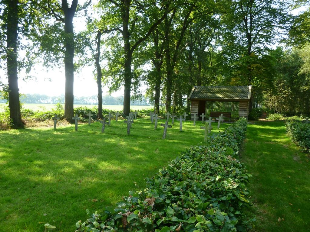 Oude begraafplaats Ommerschans