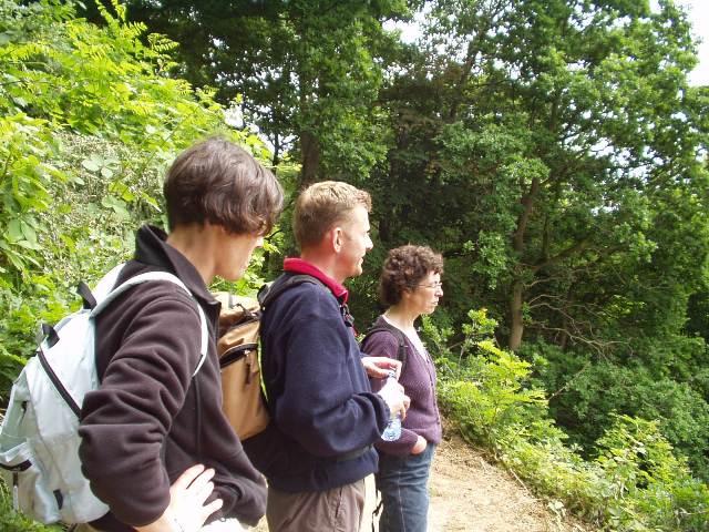 Thea, Rob en Janneke
