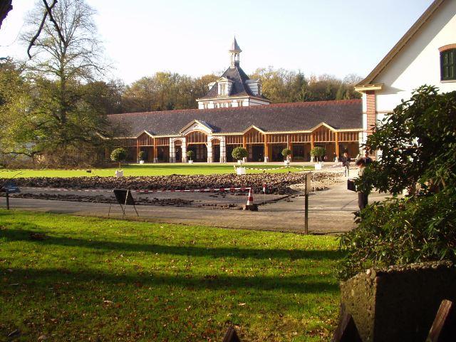 Rijtuigenmuseum bij paleis Het Loo