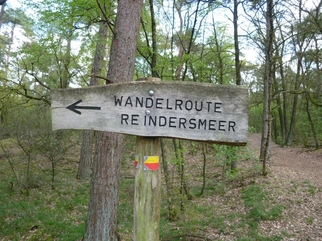 Naar Reindersmeer