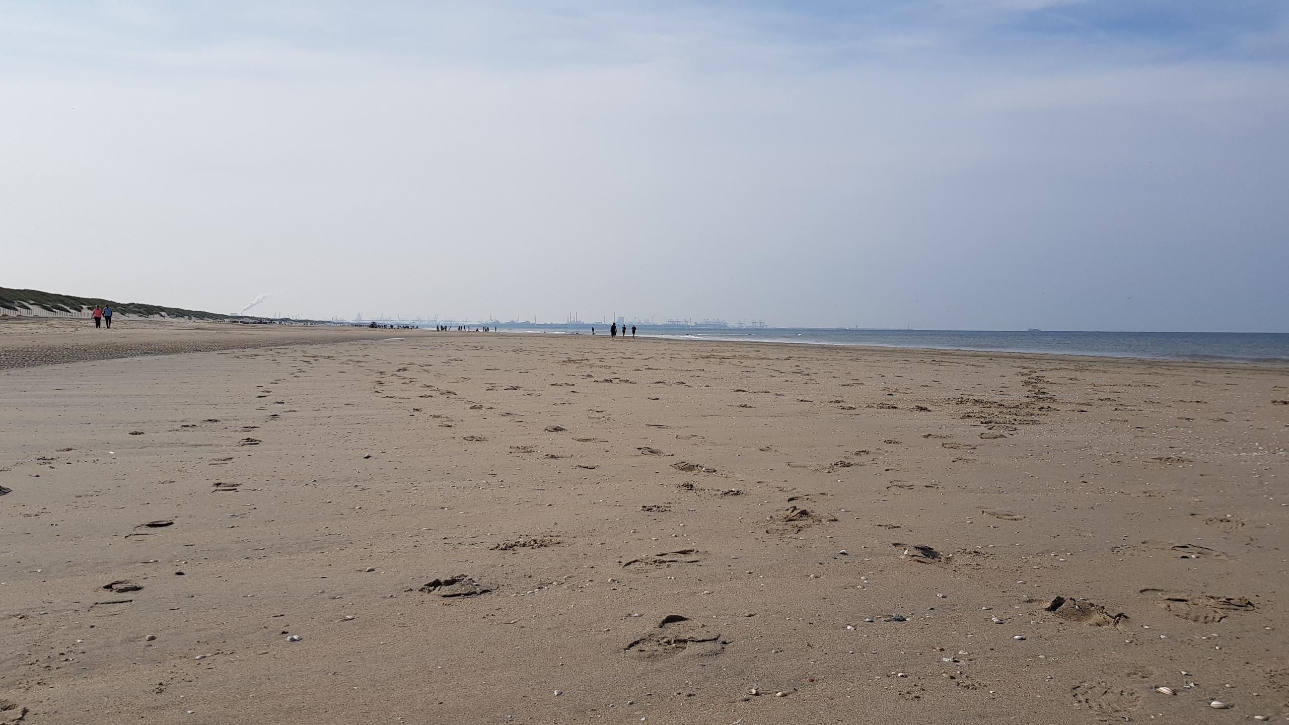 Hoek van Holland - Strand