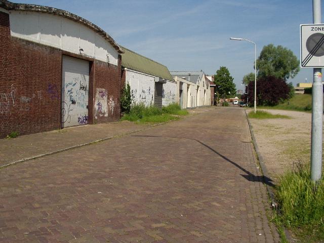 Nijmegen - Lijnbaanstraat