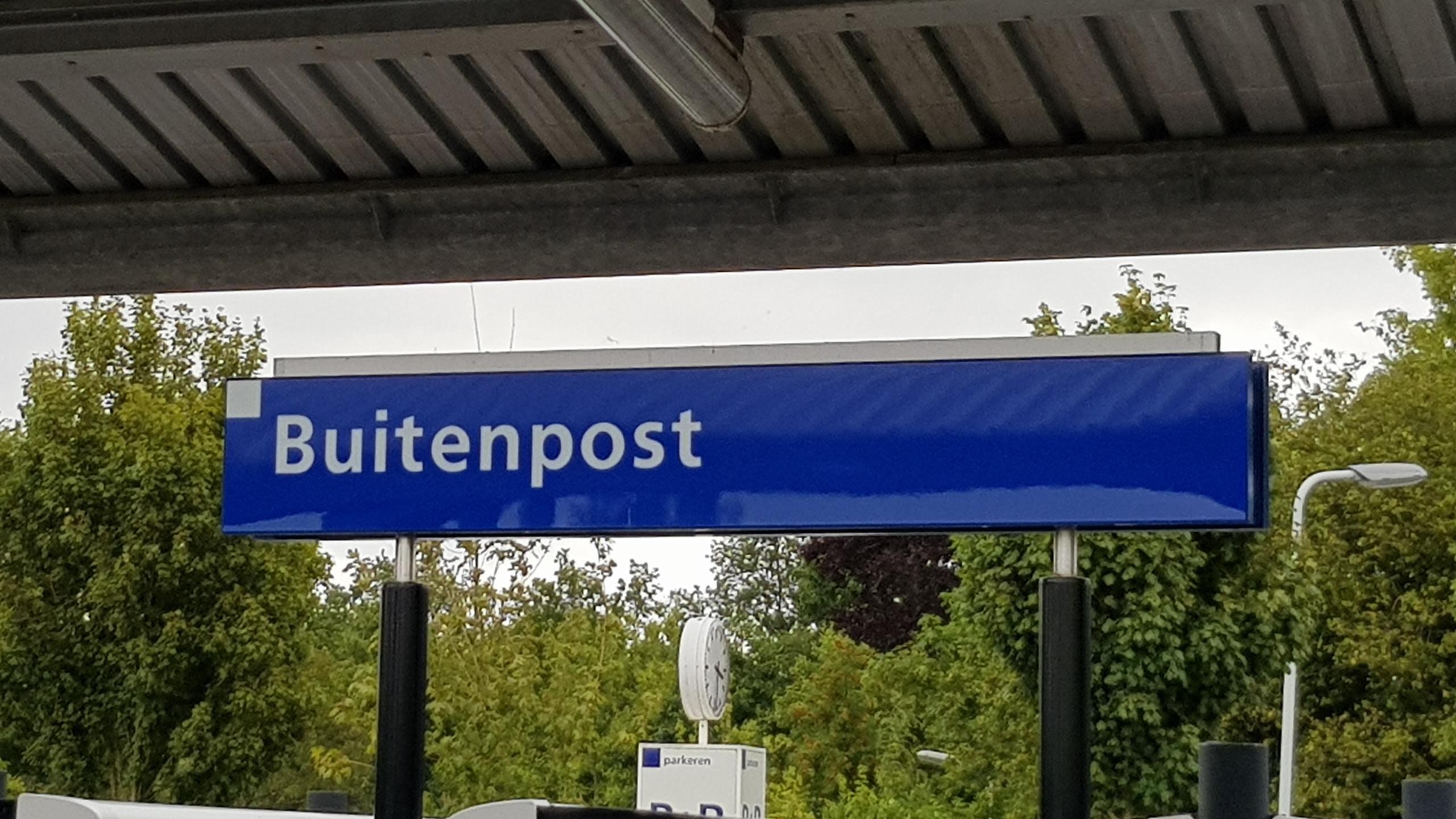 Station Buitenpost