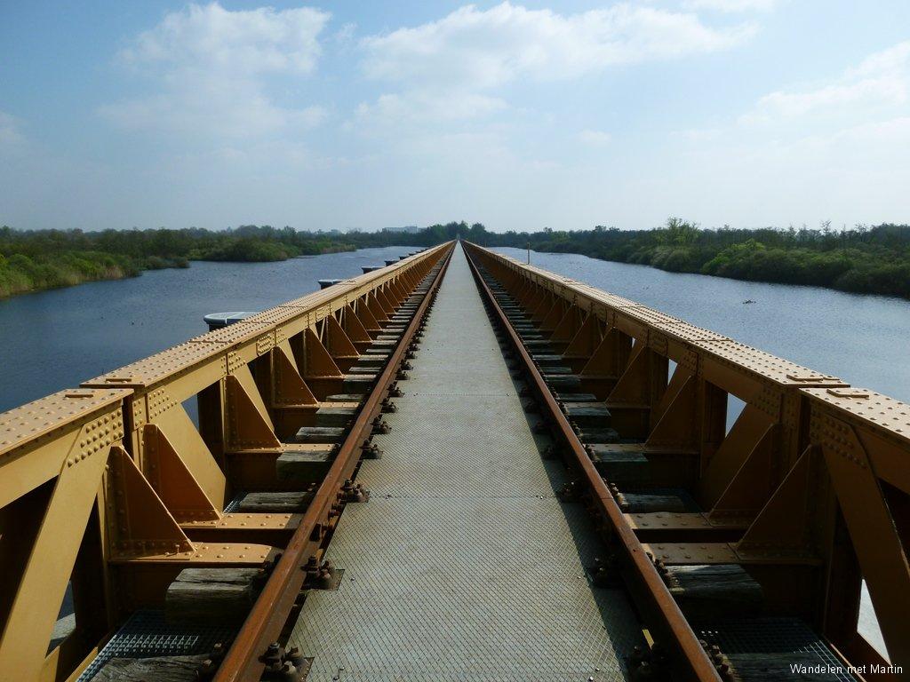 Spoorbrug Moerputten