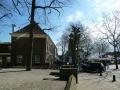 Houten oude dorp