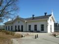 Houten oude station