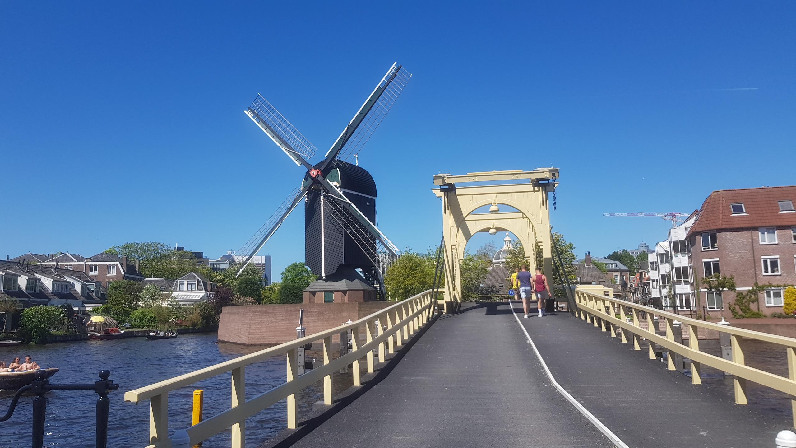 Molen de Put - Rembrandtbrug