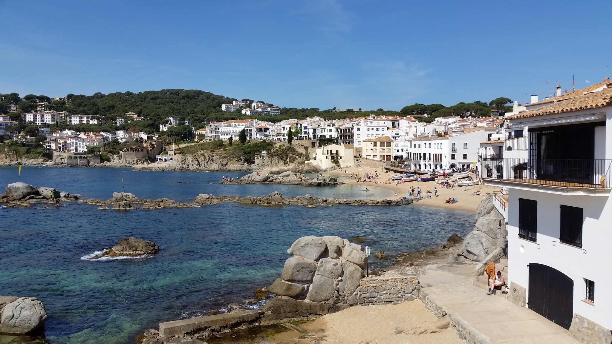 Catalonië - Calella de Palafrugell