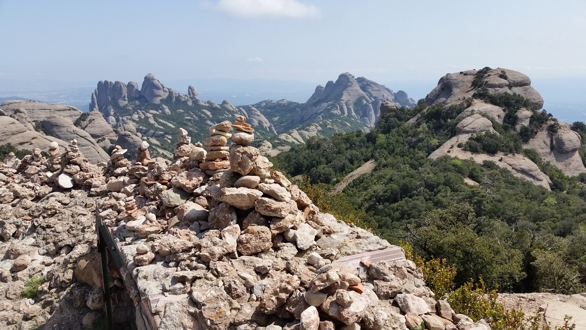 Catalonië - Cim de Sant Jeromi