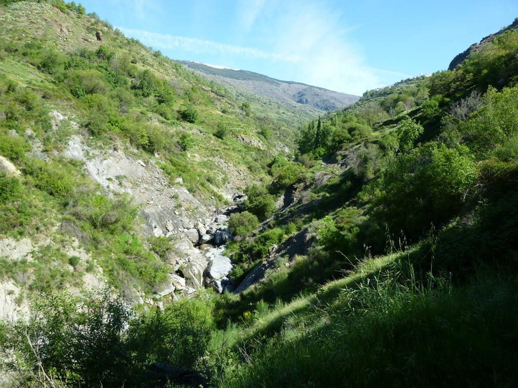 Andalusië - Pampaneira