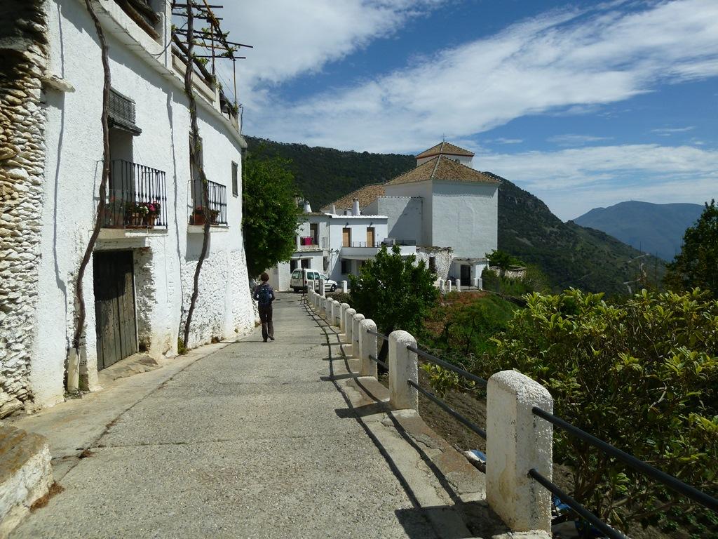 Andalusië - Bubión