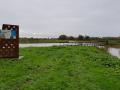In de buurt van Fort Tienhoven
