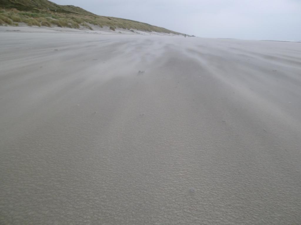 Strand bij Lutine