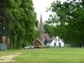 Kerk en kroeg van Hertme