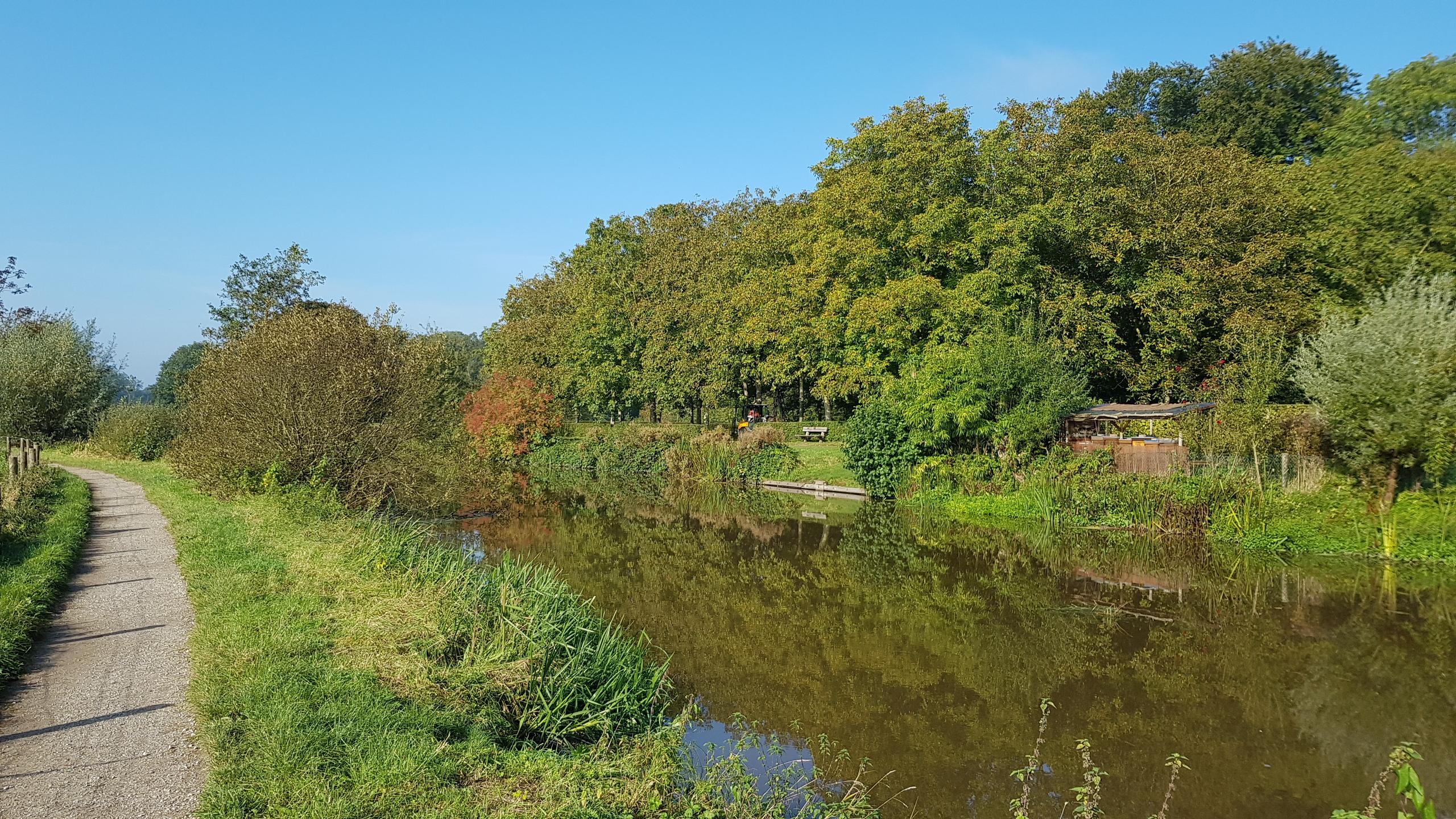 Kromme Rijn - Amelisweerd