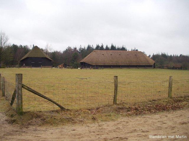 Schaapskooi op Ermelose Heide