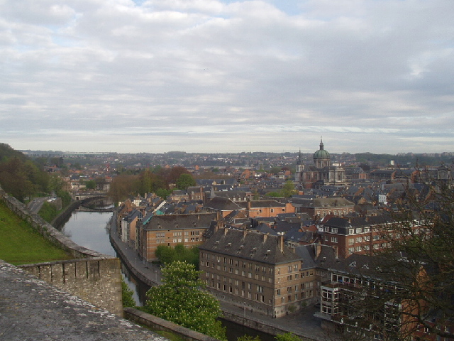 Uitzicht Citadel