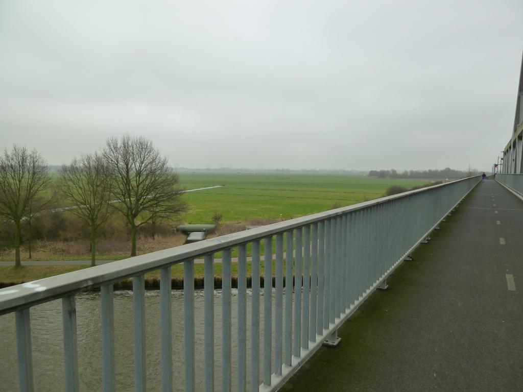 Spoorbrug Weesp