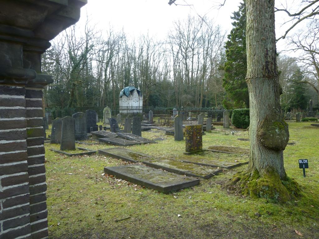 Oude begraafplaats Naarden