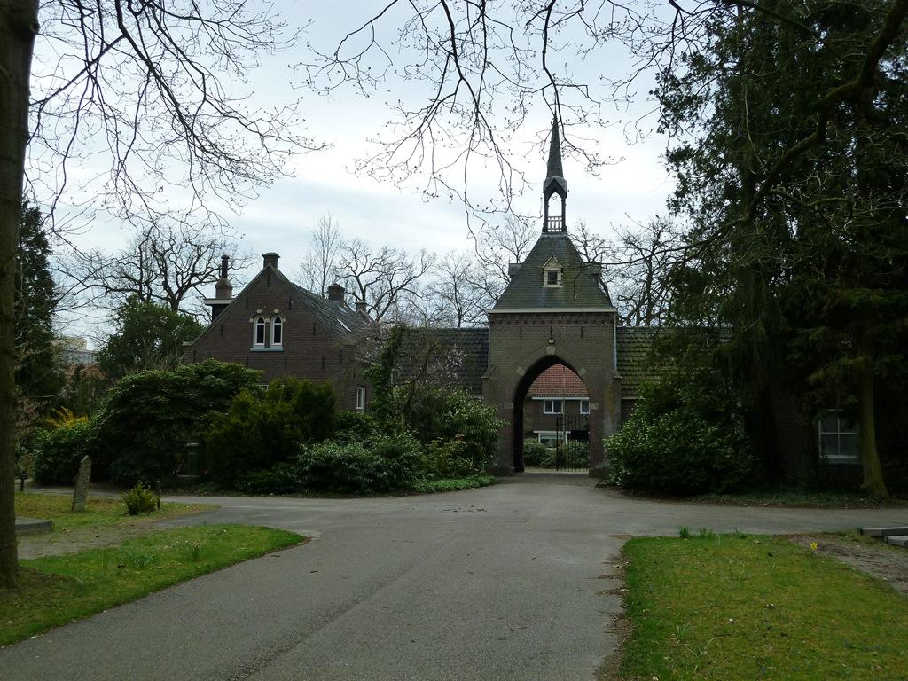 Begraafplaats Soesterweg